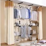 無殼及窩居一族必備恩物 - 開放式組合型衣櫃
