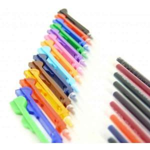 15 種 顏 色 筆 芯
