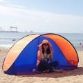 一秒自動速開沙灘帳篷 (特大 ¥88.00 )